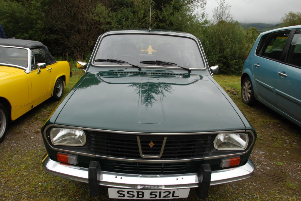 The famous 1970s Renault 12