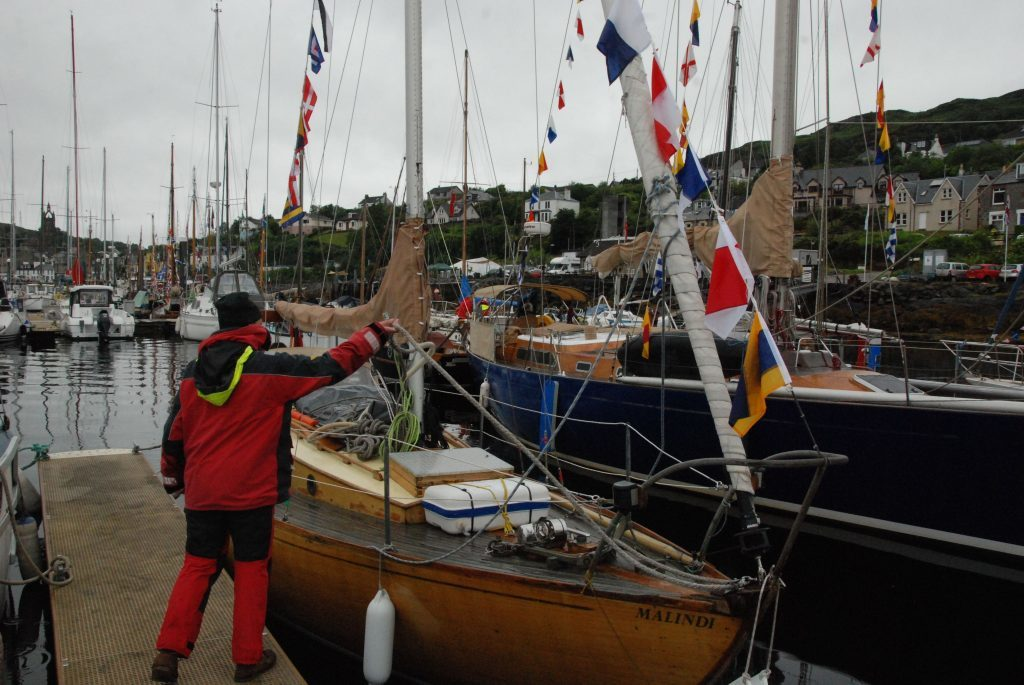 Boat festival fun shines through at Tarbert
