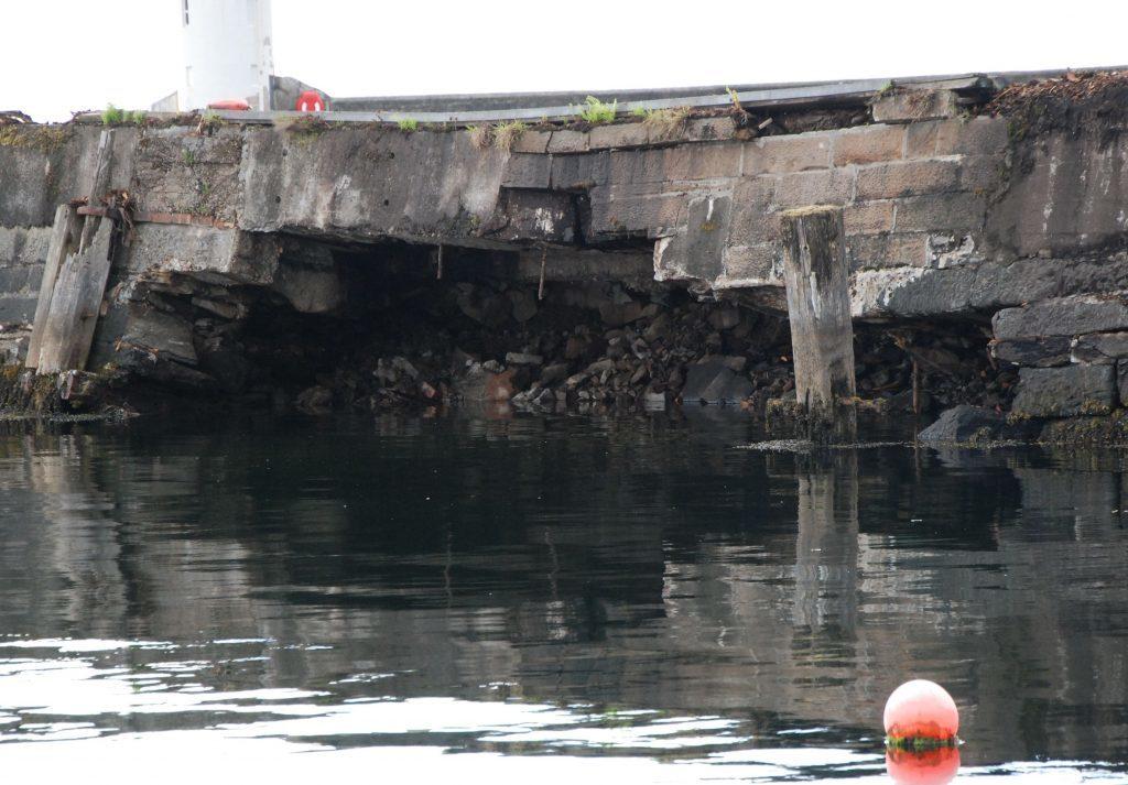 Repairs to begin on Ardrishaig Pier