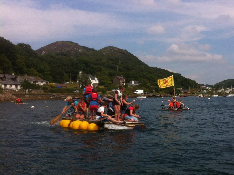 Summer sailing jamboree