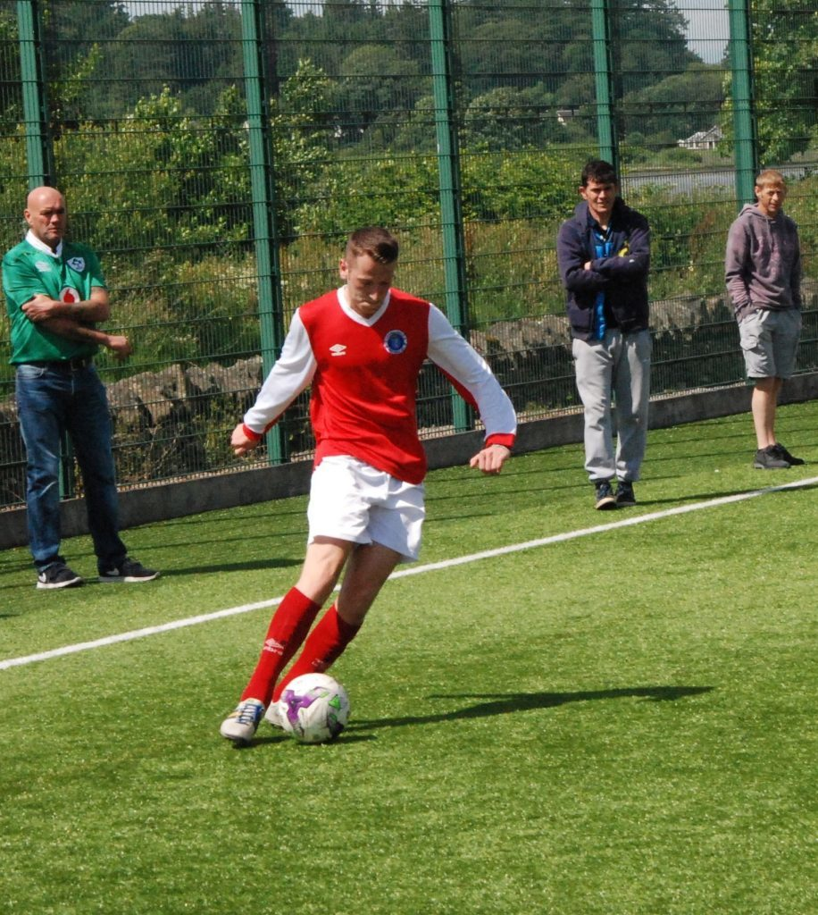 Star exit cup to tough Maryhill side