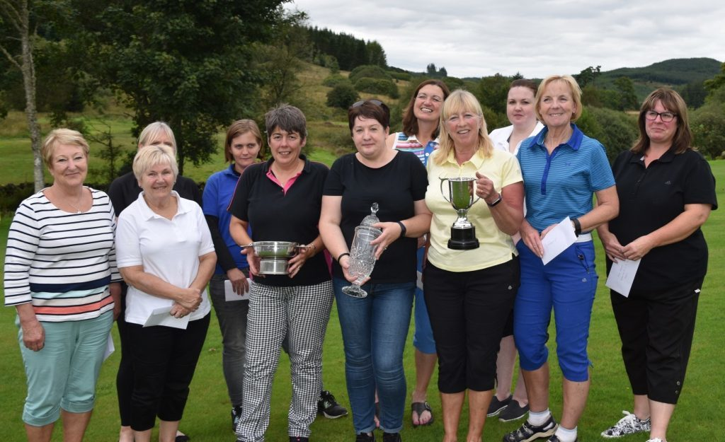 New member Fiona wins the open