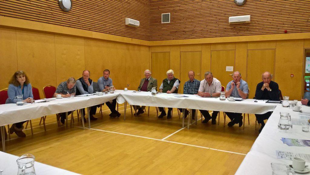 Union hosts talks with Argyll politicians
