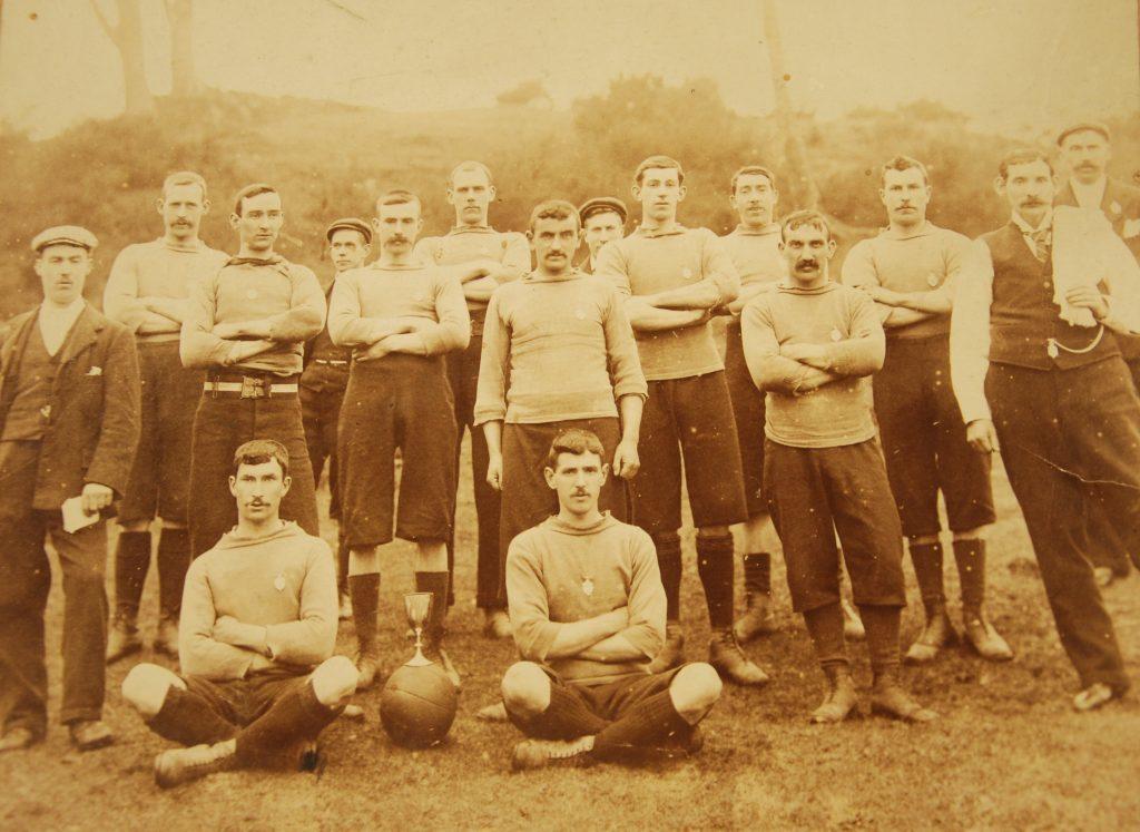 Mystery of Ardrishaig football winners – 116 years on
