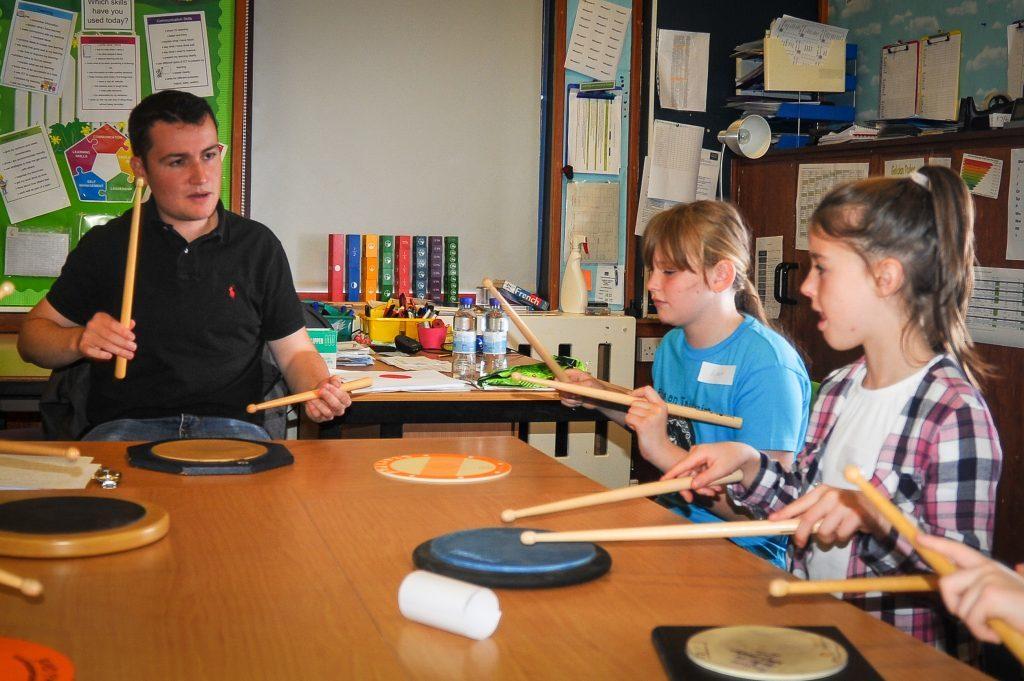 Tarbert music grant to kick-start school tuition