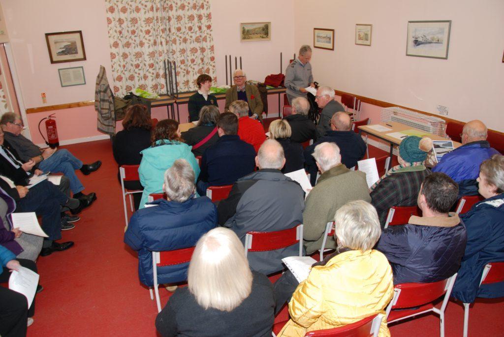 Widespread support for Inveraray marine plans