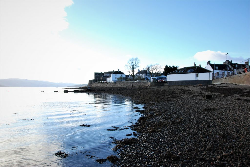 Hope at last for Inveraray waterfront