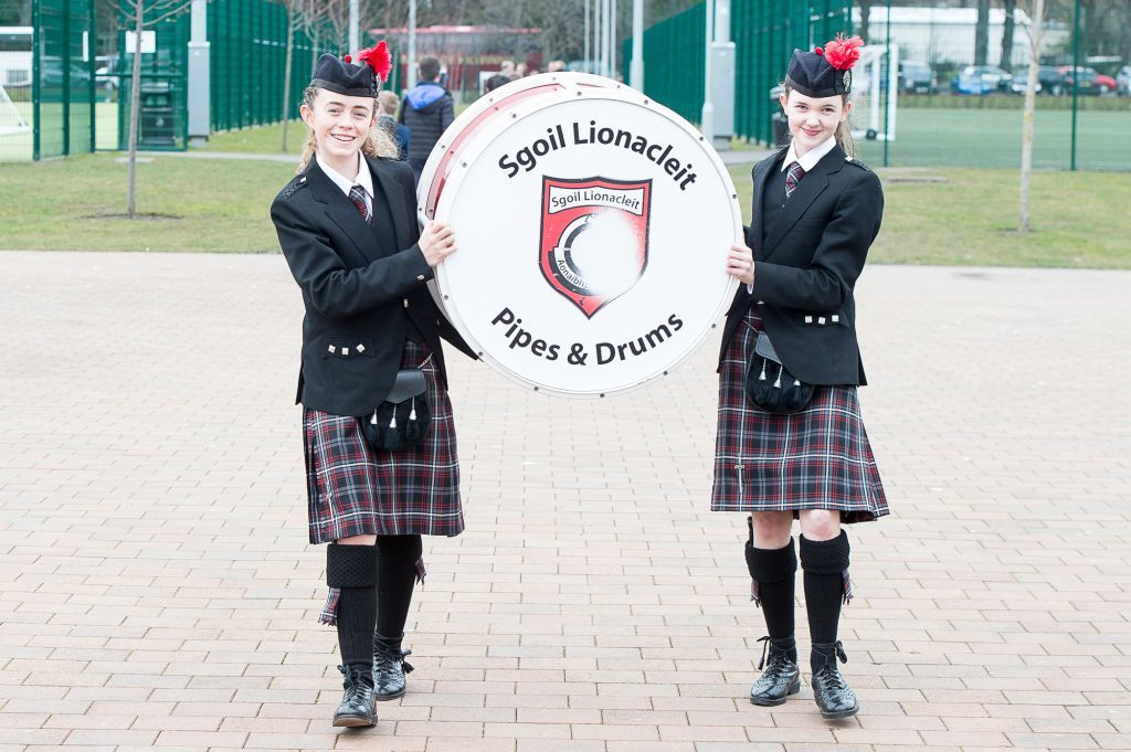 School pipers to battle it out at championships