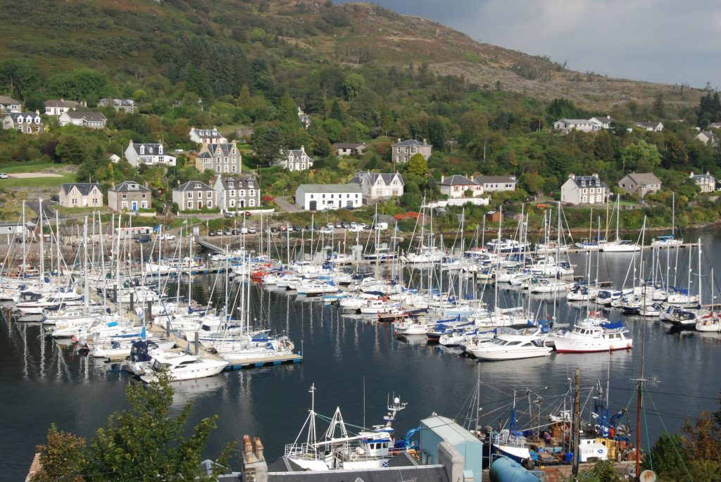 Protest alliance appeals to Minister in Tarbert pylon row