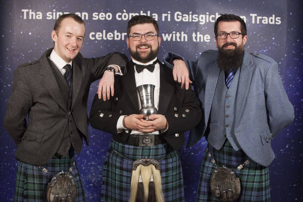 World champions Inveraray honoured at awards
