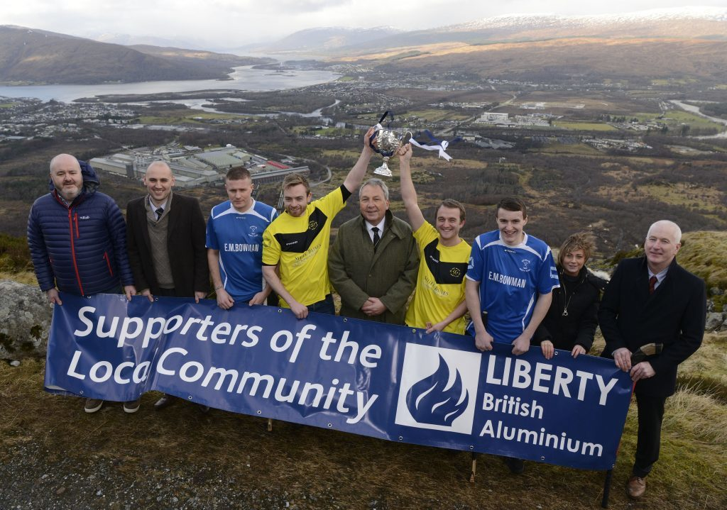 New sponsor unveiled as Balliemore cup draw made