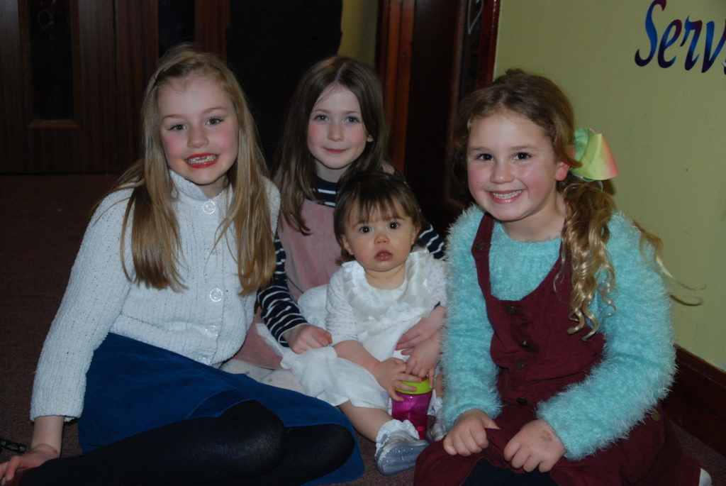 Youngsters dance the night away at fundraising disco