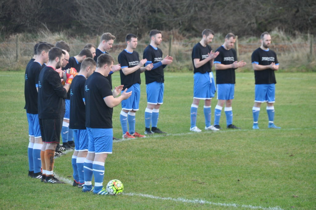 Victory for Dookers as the boys are remembered