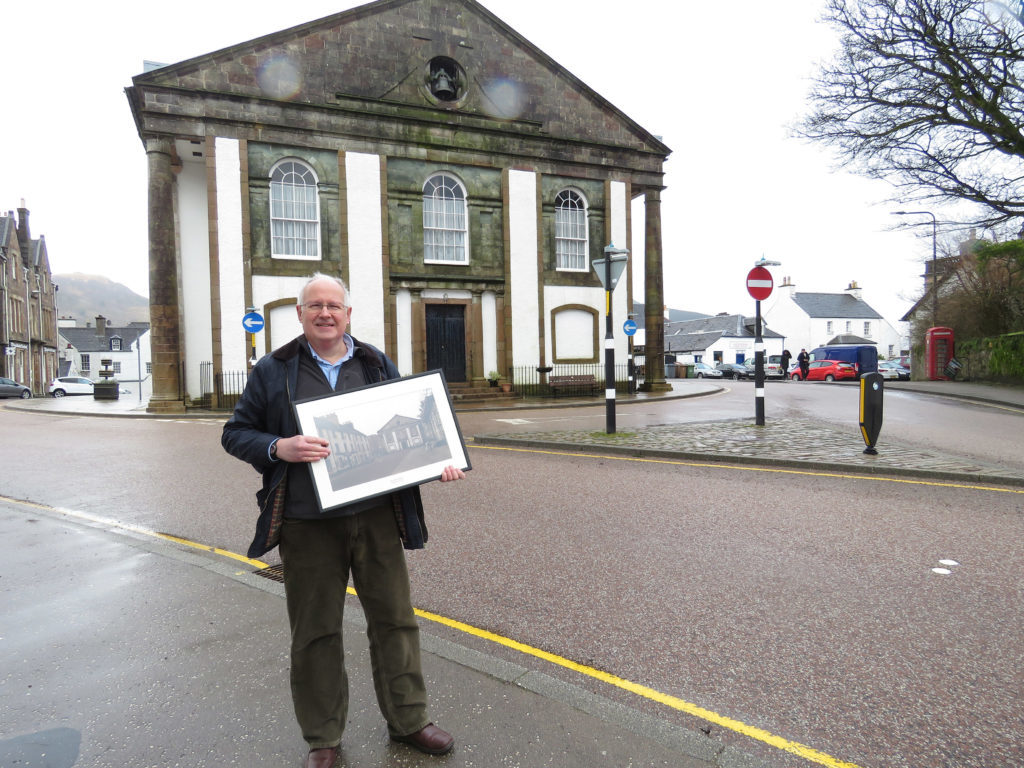 Inveraray marks end of five year refurb project