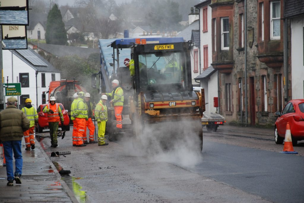 'Operational issues' delay Lochnell Street resurfacing