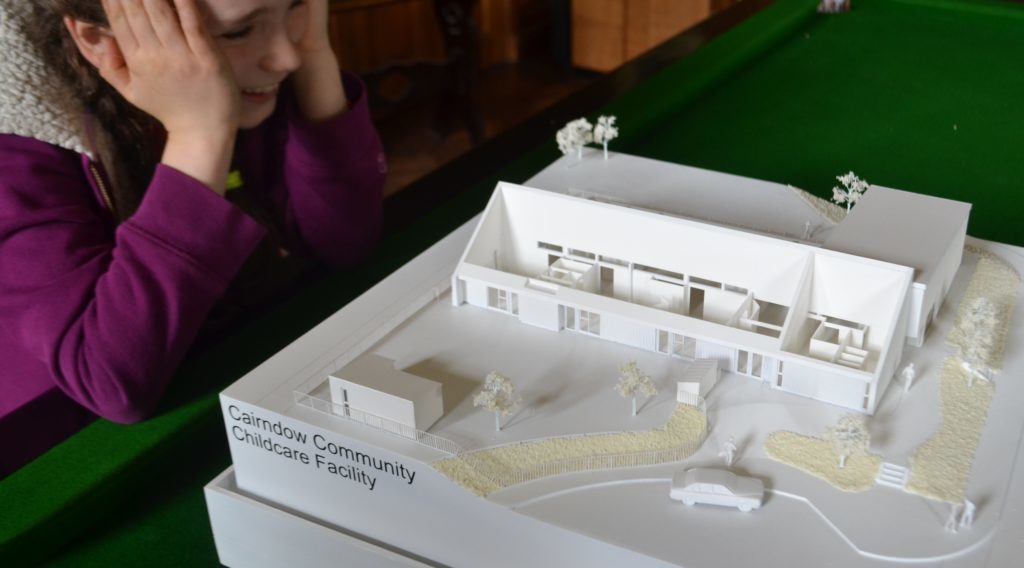 Green light for Cairndow childcare centre