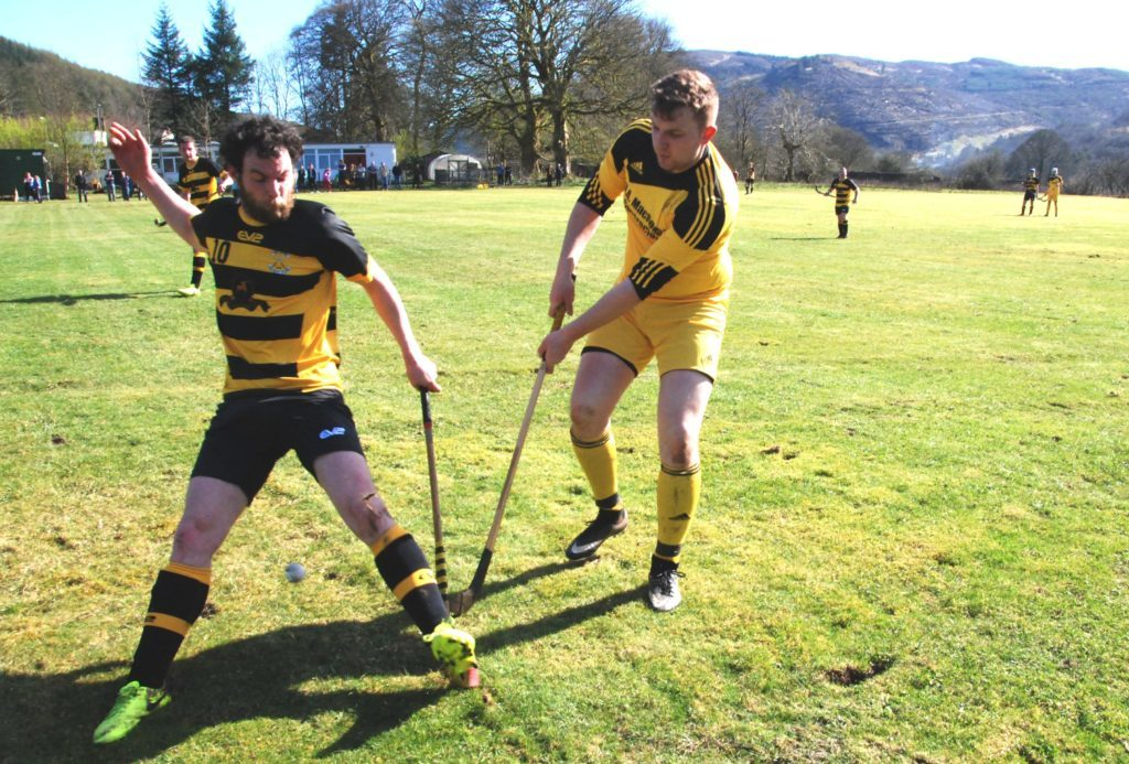 No stroll in the Glen as Inveraray reach Celtic Cup semis