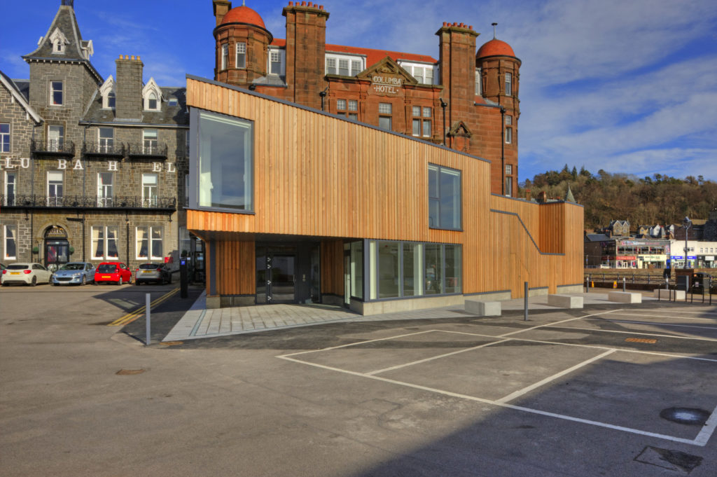 Oban firm lands £1.4m contract