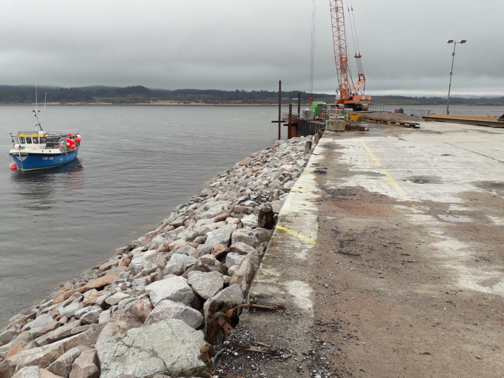 Scottish Canals forges ahead with harbour improvements