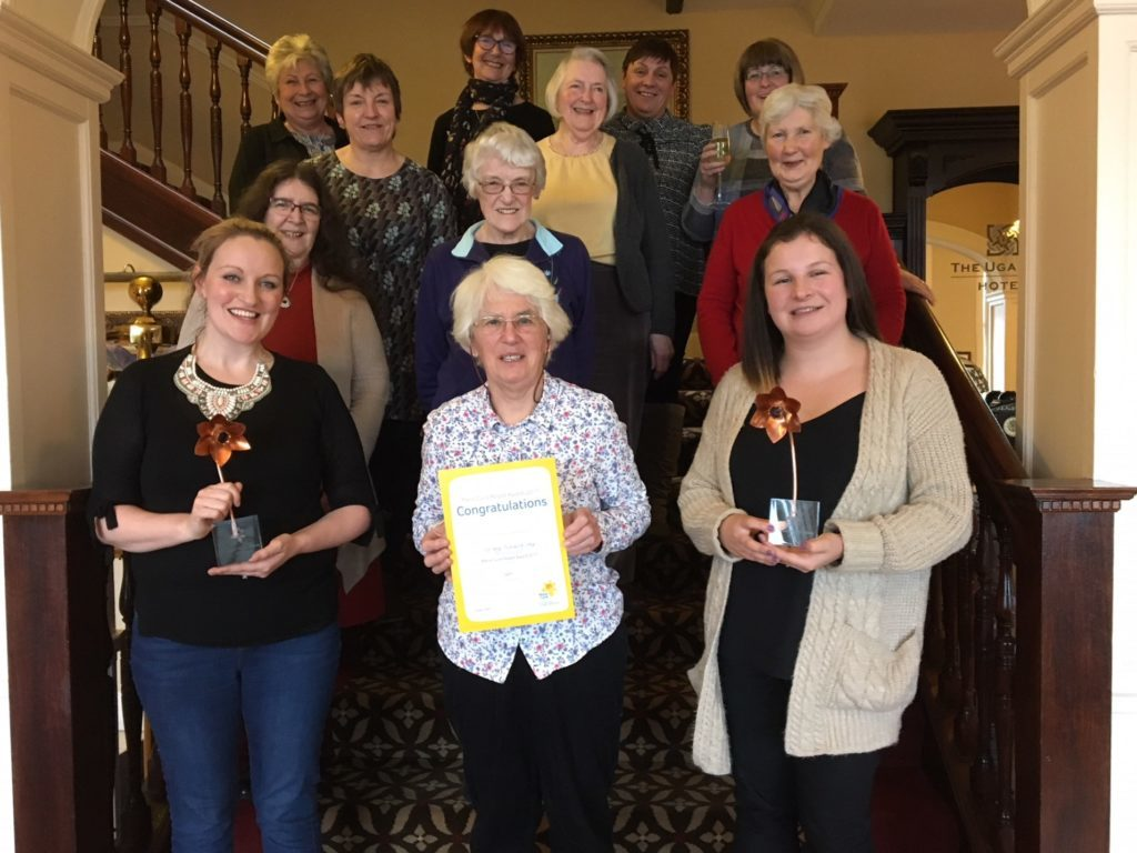 Mid Argyll teamwork recognised by national charity
