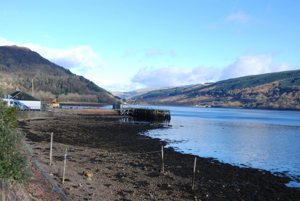Inveraray learns from Tarbert marine tourism experience