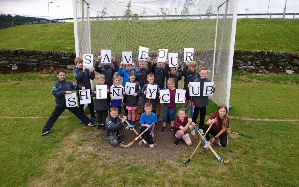 Player pool rule threatens the future of youth shinty