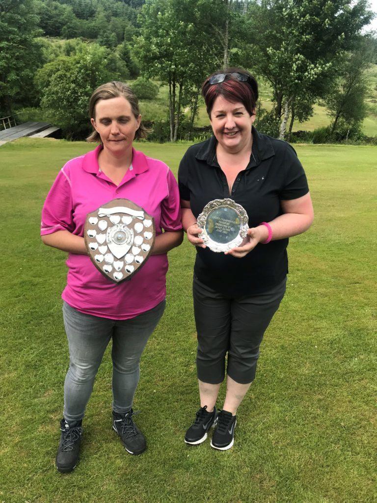 Lochgilphead ladies championship weekend