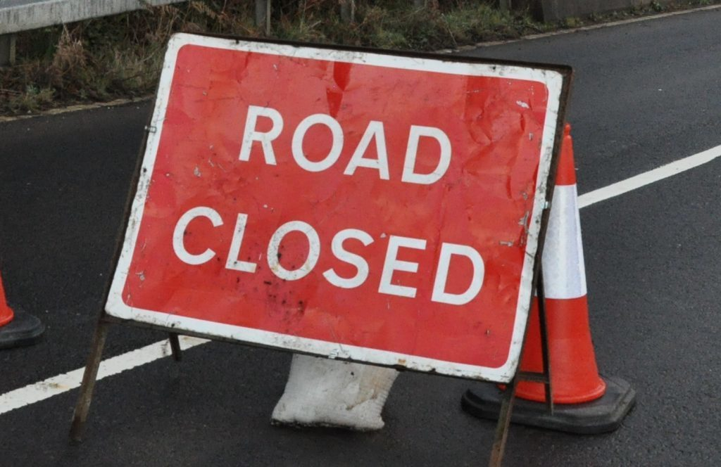 Loch Lomond road partially closed after serious crash