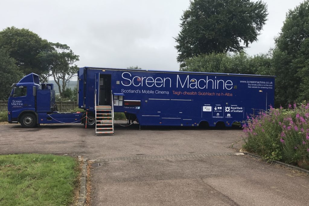 Screen Machine has its most successful year in two decades