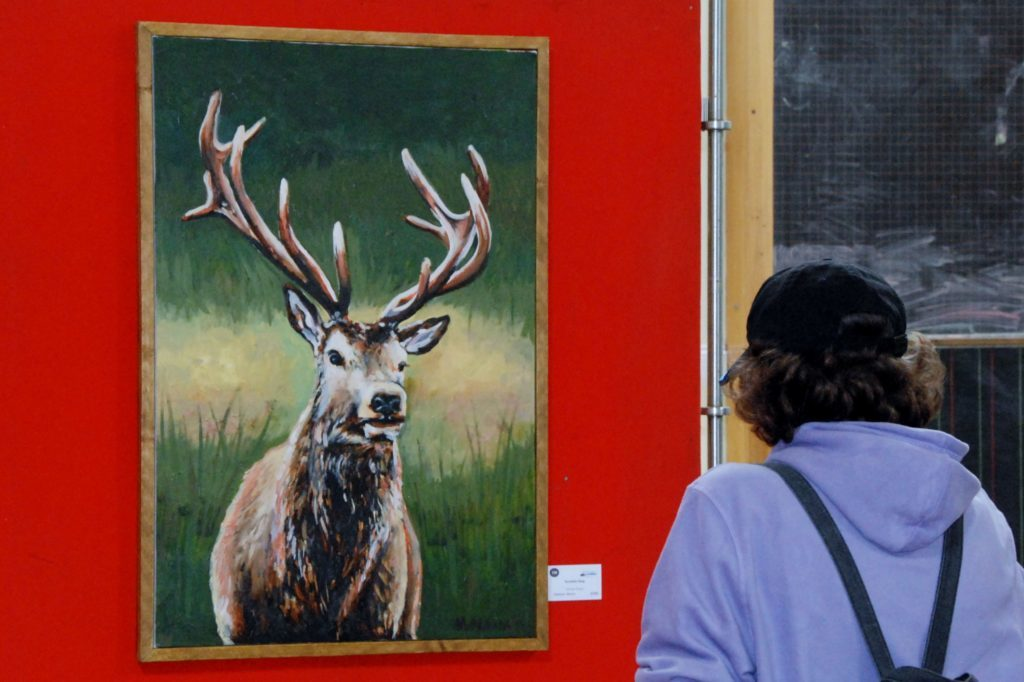 Mid Argyll Art Society returns with annual exhibition