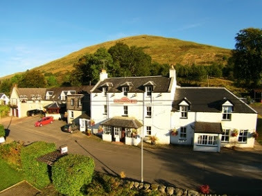 Cairndow Stagecoach Inn up for sale