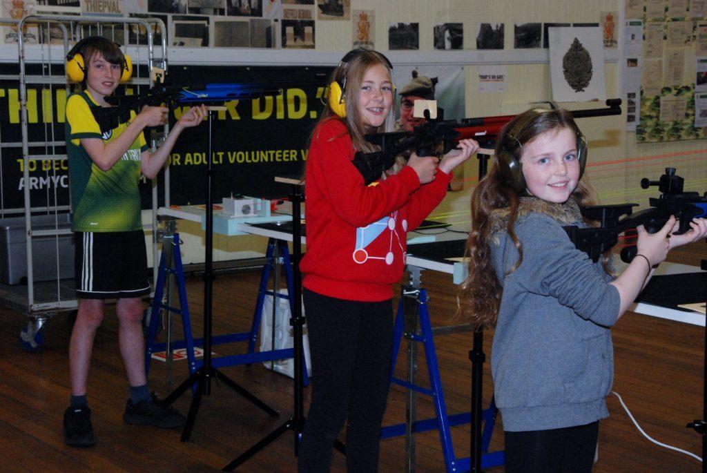 Mid Argyll Shooting Club hits the mark