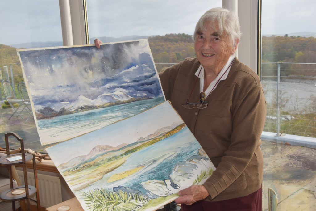 Ann Thomas the latest star of the Dochas Gallery