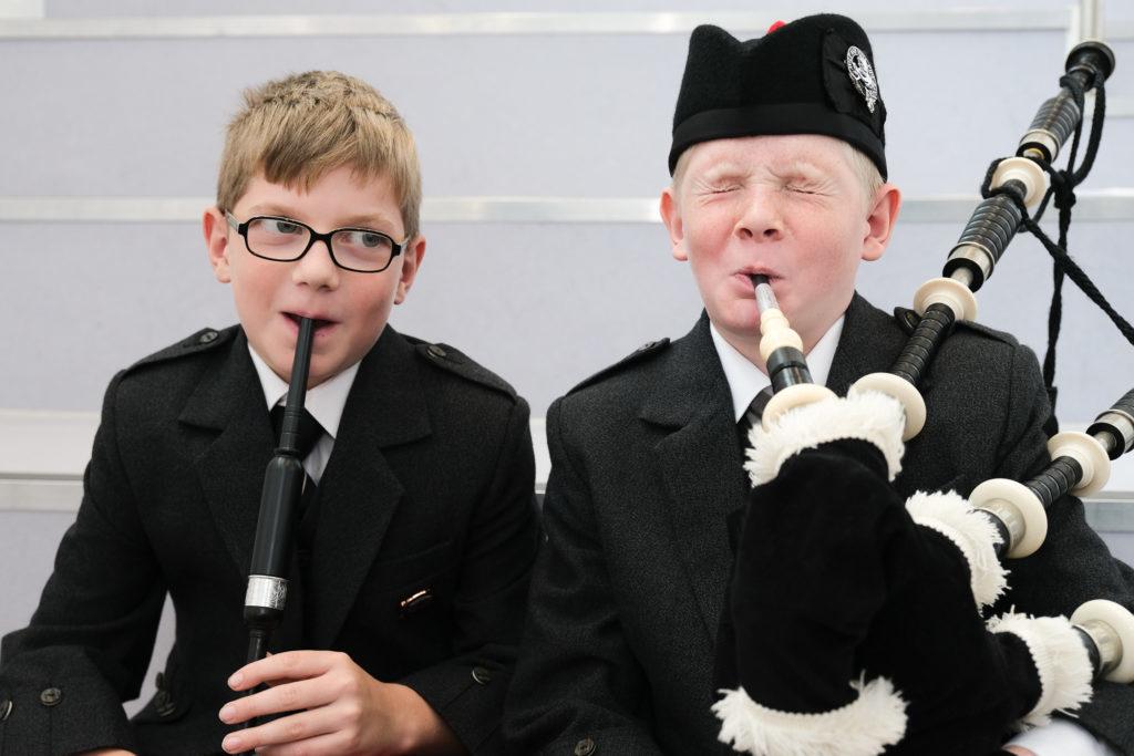 Celebration of Gaelic begins in Dunoon