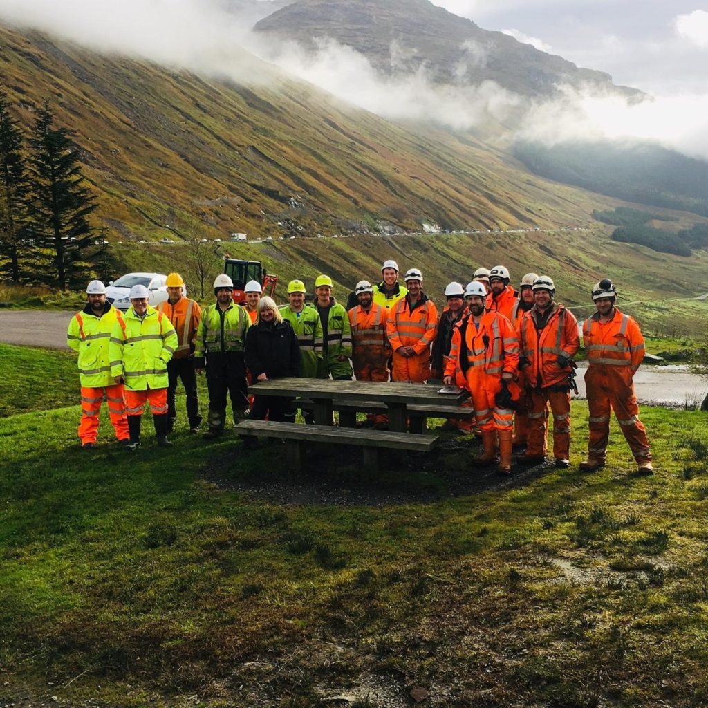 Rest and be thankful – the A83 has re-opened