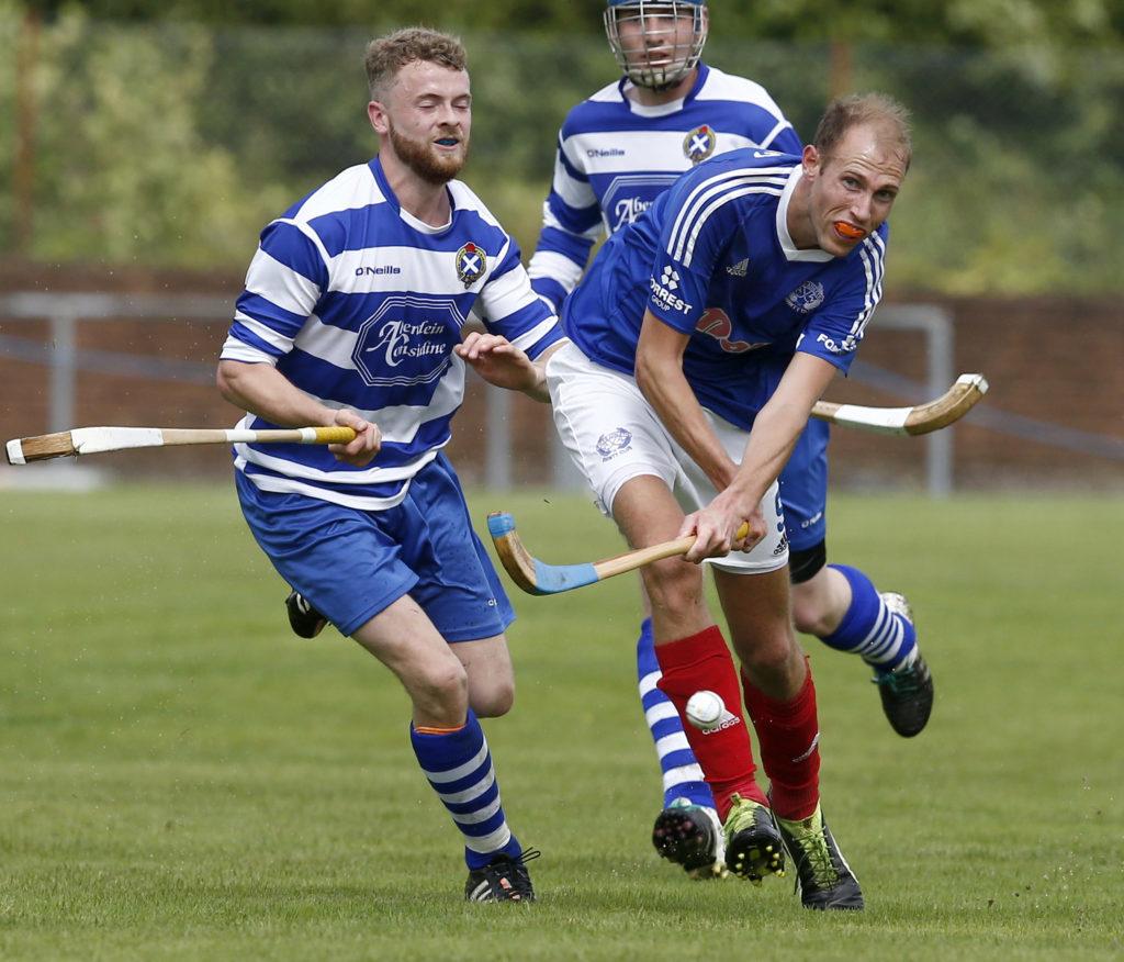 Popular Kyles man captains Scotland as Irish come calling