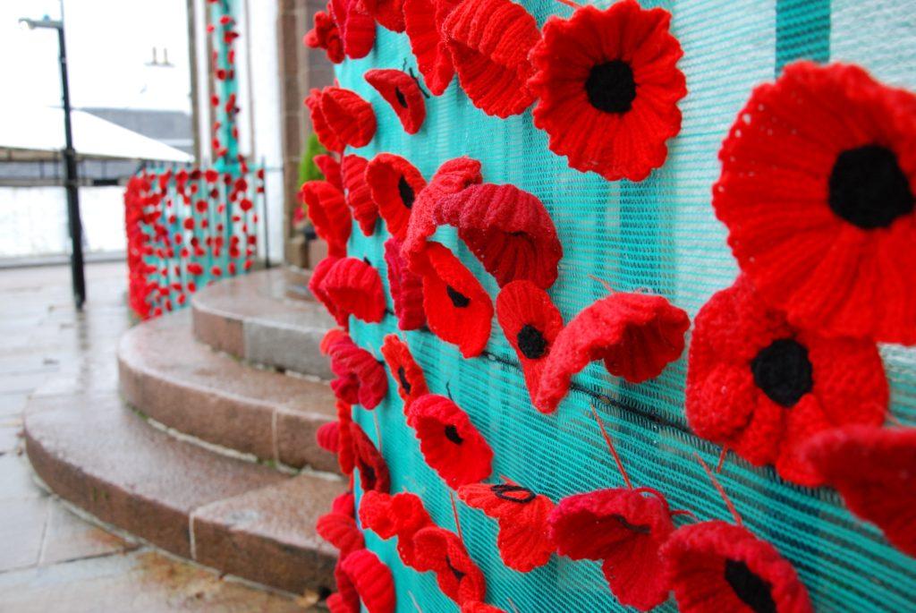 Argyll marks the Armistice centenary