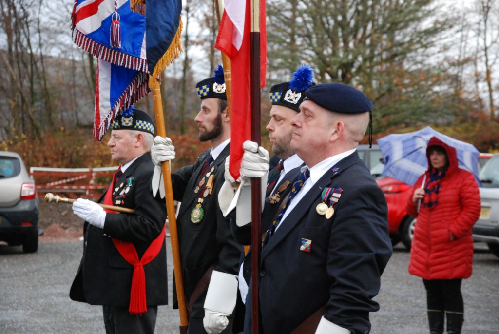 A century on from the Armistice – Mid Argyll reflects