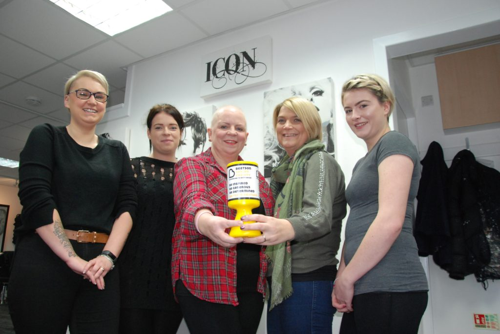 Ladies join forces to boost Beatson