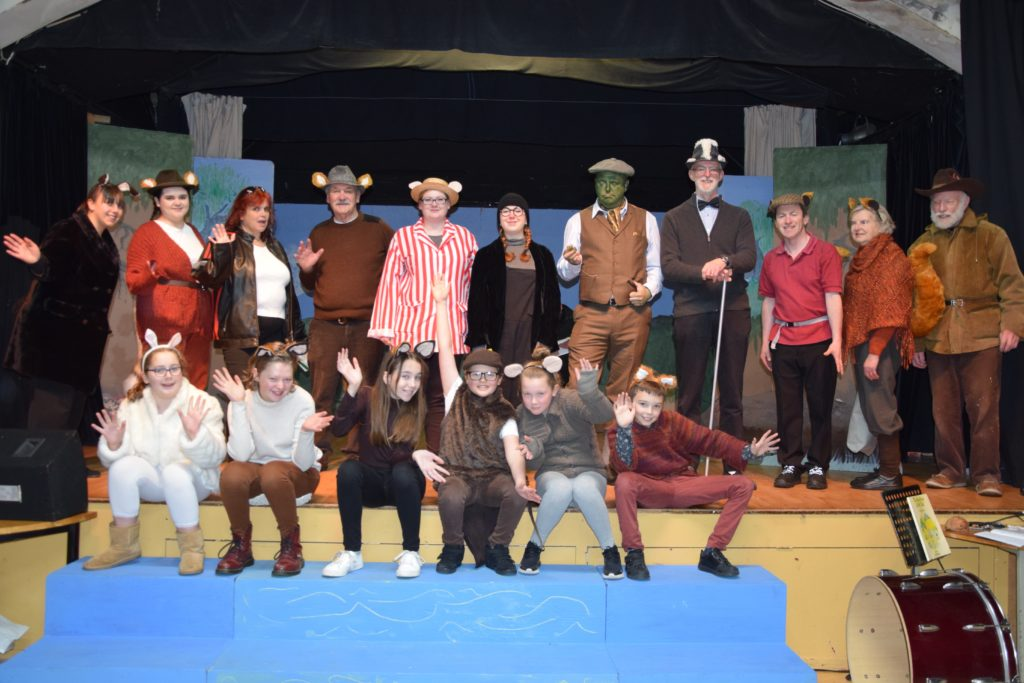 The Adventures of Mr Toad: a 'ribbitting' performance