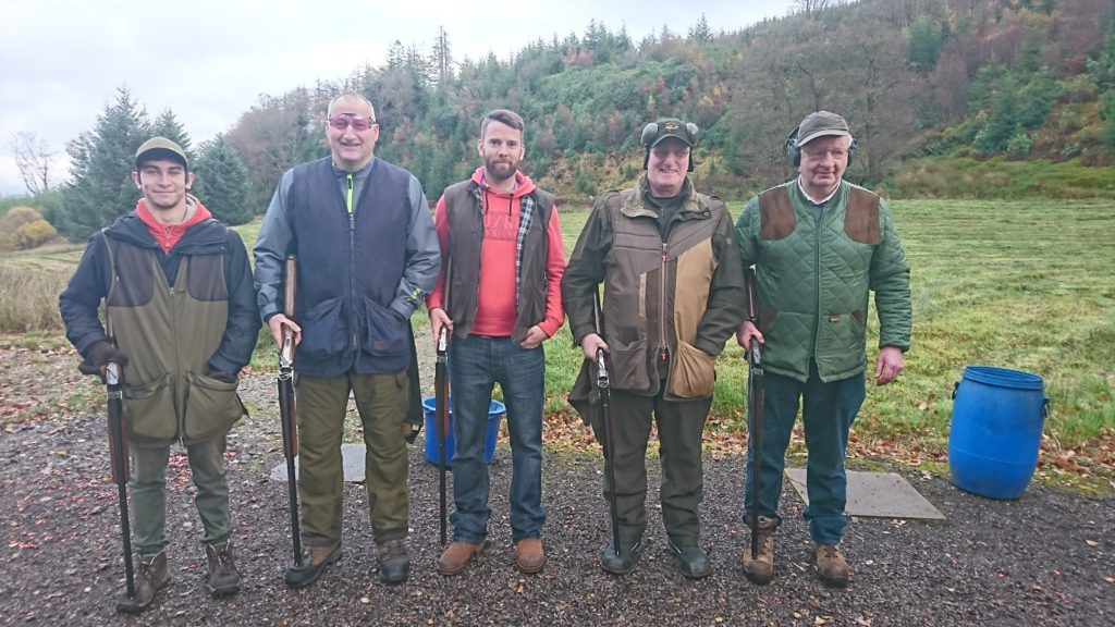 Tarbert Gun Club aims for winter league success
