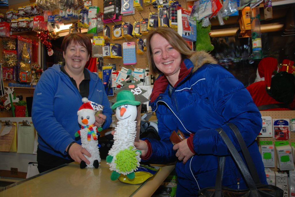 Lochgilphead opens up for Christmas