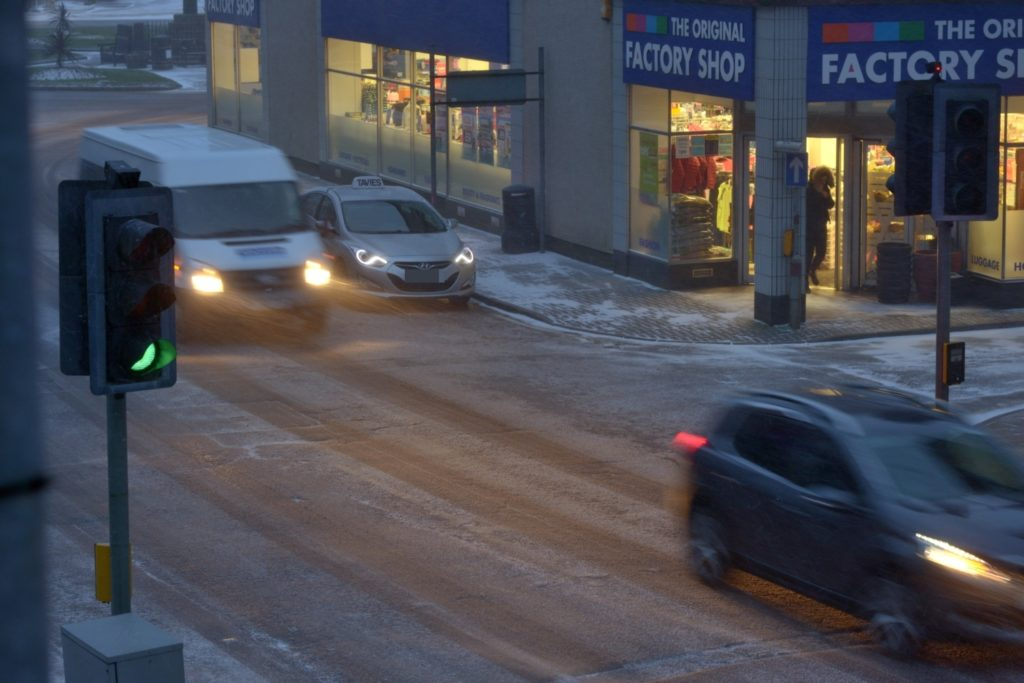 Gritter glitch should make no difference, says council