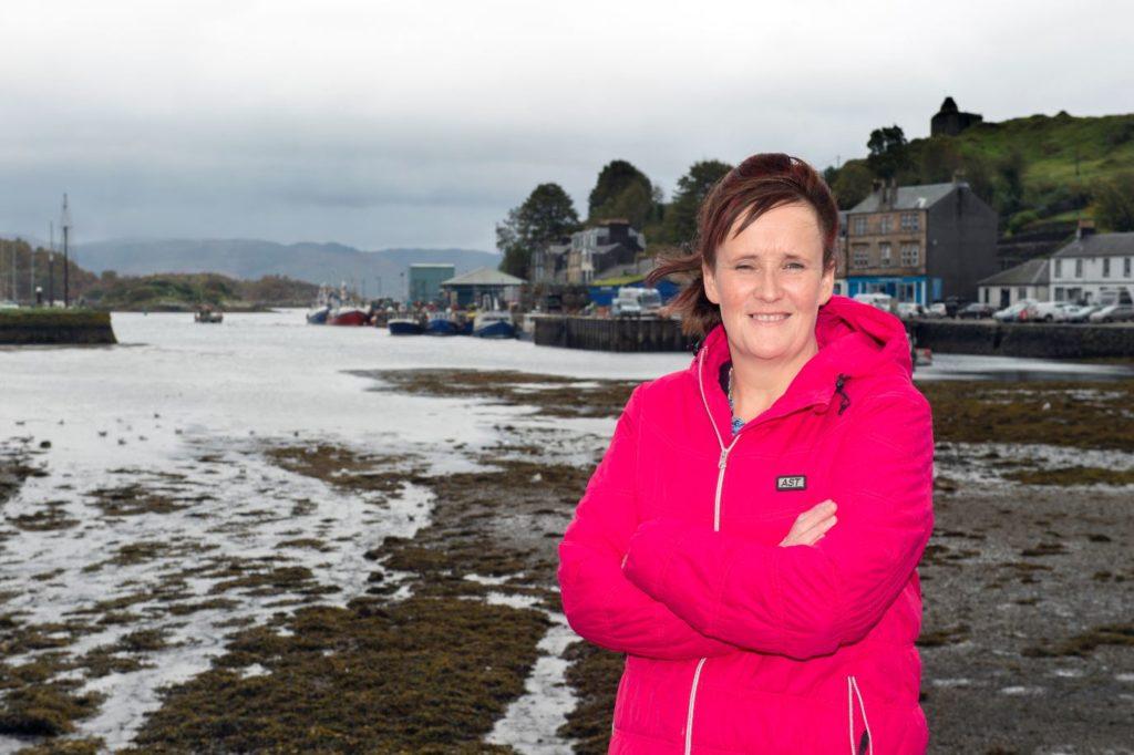 Tarbert nurse receives prestigious Queen's Nurse Award