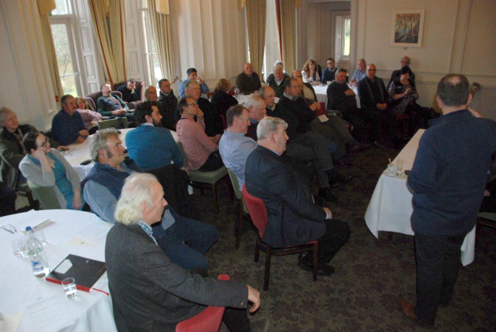 Farming vital to Argyll, union chairman tells members
