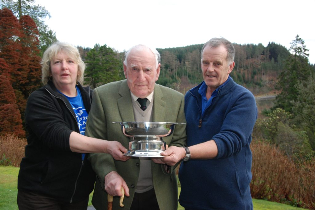 80 years a shepherd – and now a stalwart