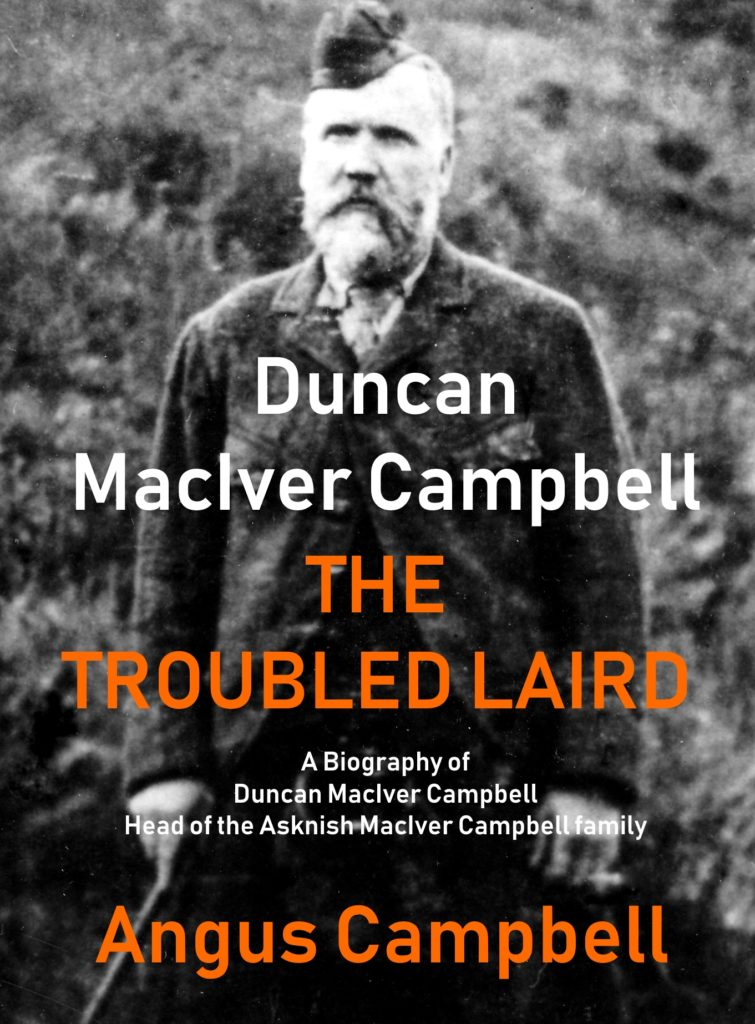 The Troubled Laird – Angus Campbell