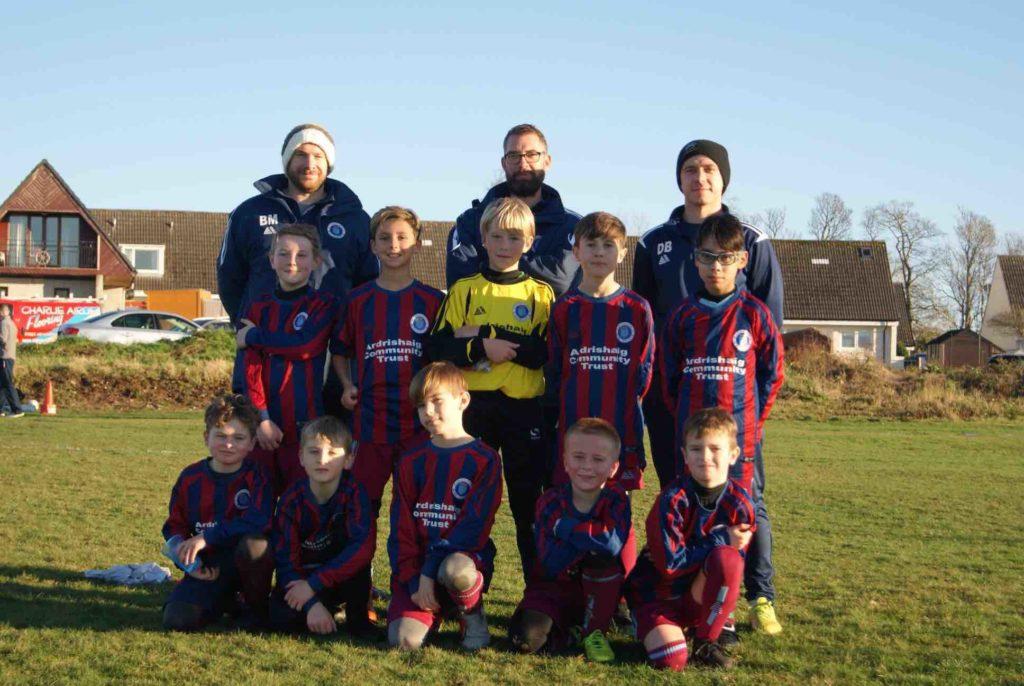 Blackpool beckons – if football kids raise enough money