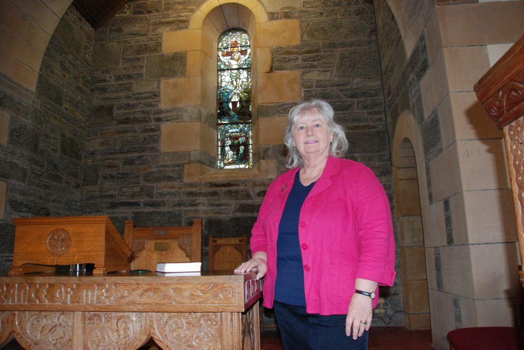 New church to be dedicated at Kilmartin