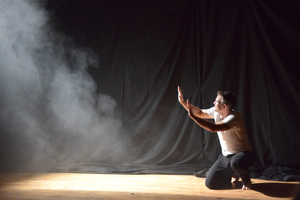 Dancing brings light and beauty amid the grief to Ardfern